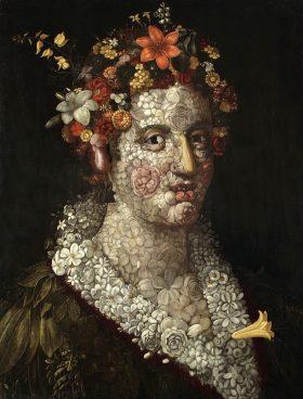 Flore par Giuseppe Arcimboldo