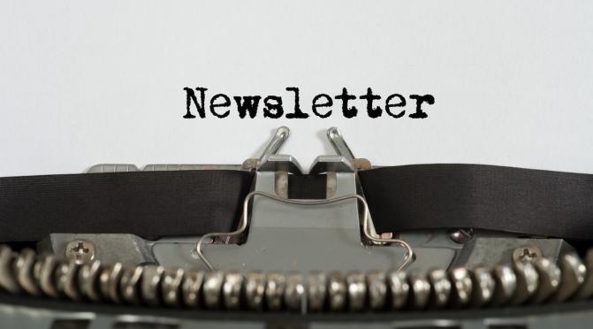 [INFO] Création de ma newsletter !