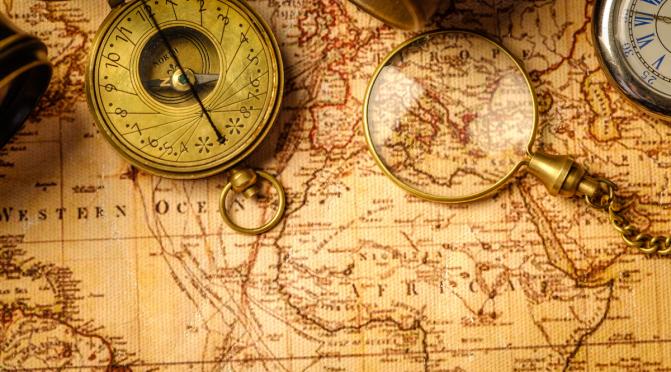 [ROMAN] Rêves d'Utica : la carte du voyage !